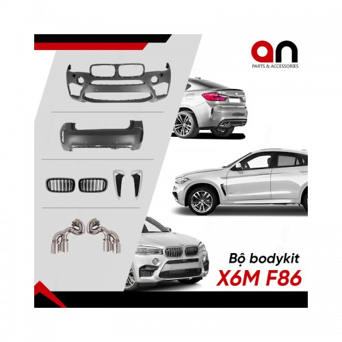 BODY KIT BMW X6M CHO BMW X6 F86